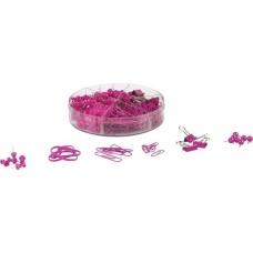 Set de bureau 220 pces pink
