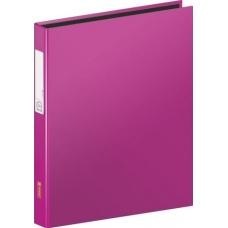 Classeur 2anneaux A4 Uni 20mm pink