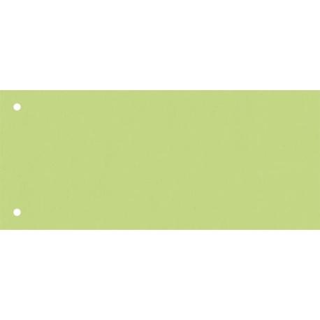 Intercalaire 10,5x24cm vert 100pc