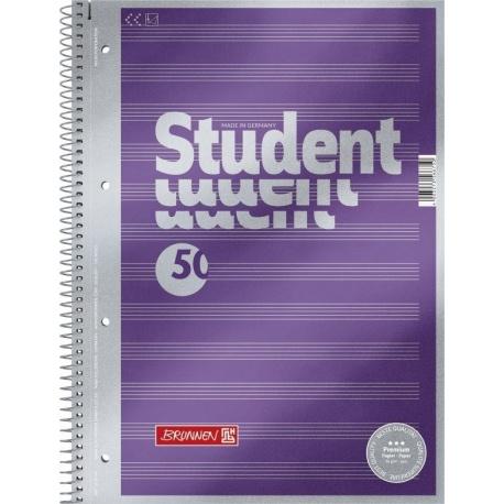 Cahier spir. A4 Notes Premium