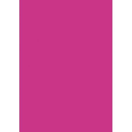 Carton affiche 48x68 340g rose fluo