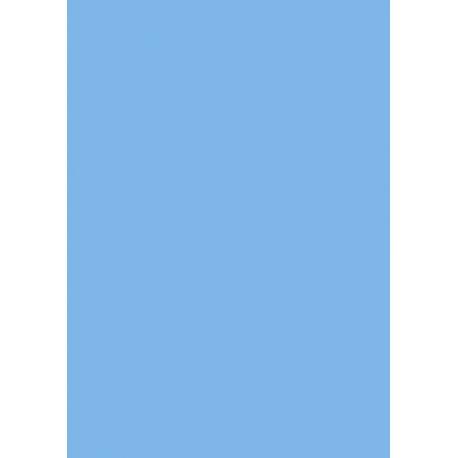 Papier crépon 50x250 32g bleu cl