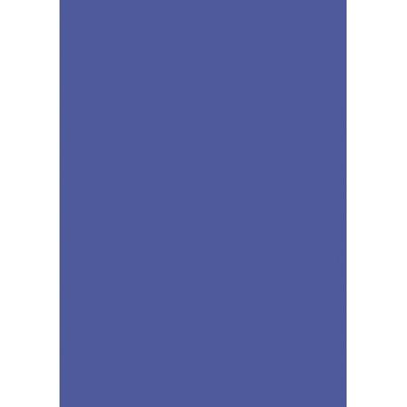 Papier crépon 50x250 32g bleu ro