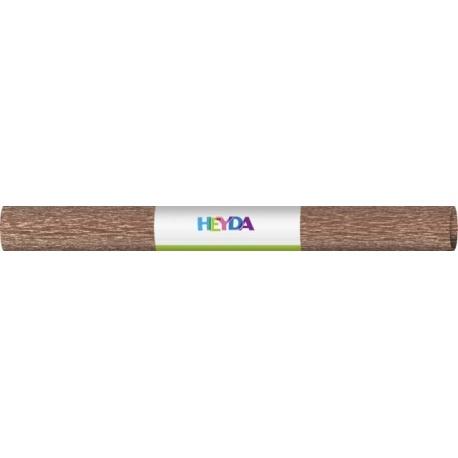 Papier crépon 50x250 44g bronze