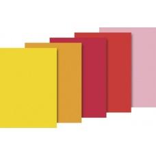 Papier de soie 50x70 ass. rouge