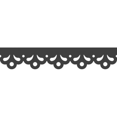 Perforatrice bordure Ornement