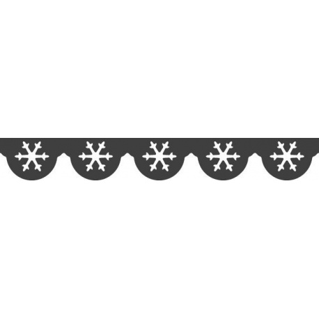 Perforatrice bordure Cristal