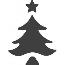 Perforatrice grand mod.Sapin Noël