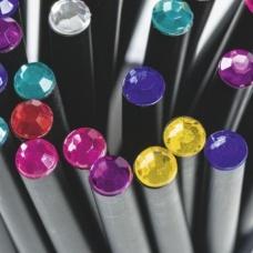 Crayon à papier diamant