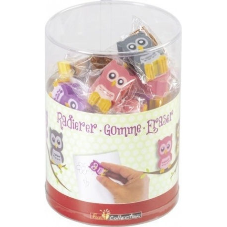 Gomme Chouette