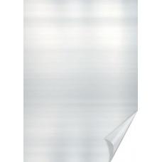 Papier alu en rl. 50x78cm argent