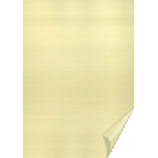 Papier alu en rl. 50x78cm or mat