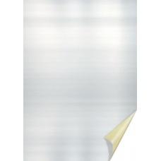 Papier alu en rl. 50x78cm or/argent