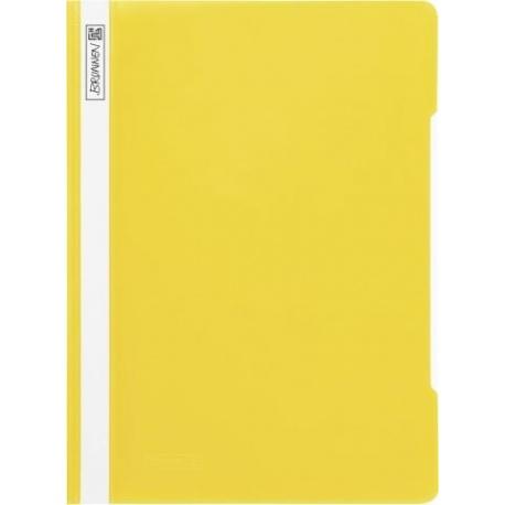 Chemise à lamelles jaune PP