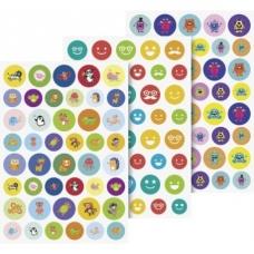 Sticker Récompense Mix 264pc