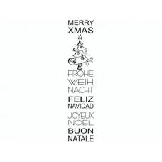 Tampon Merry X-mas