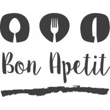Tampon Bon Appetit