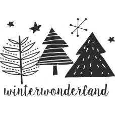 Tampon Winterwonderland