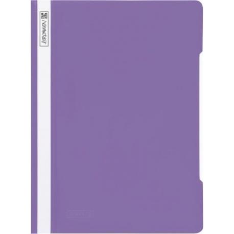 Chemise à lamelles violet ble PP