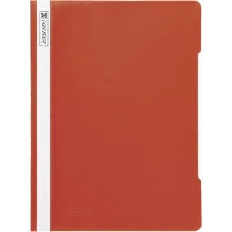 Chemise à lamelles PVC rouge