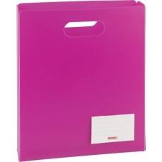 Boîte à cahiers A4 ouvert pink