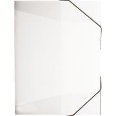 Boîte polypro A4 25mm FACT!pp blanc