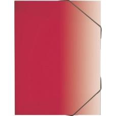 Boîte à cahiers A4 FACT!pp rouge