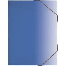 Boîte polypro A4 25mm FACT!pp bleu
