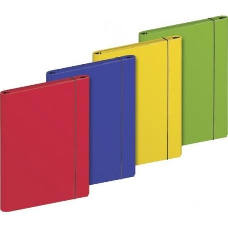 Boîte à cahiers A4 Uni ass.