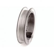 Fil gainé nylon 0,4mm 25m acier