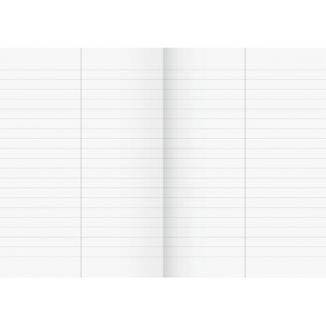 Cahier vocabulaire A5 recy 2lang64p