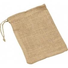 100% Petit sac jute 20x15cm nature