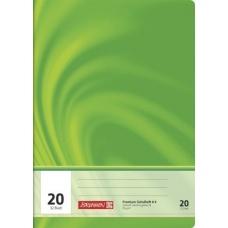 Cahier scolaire A4 Vivendi n°20 64p