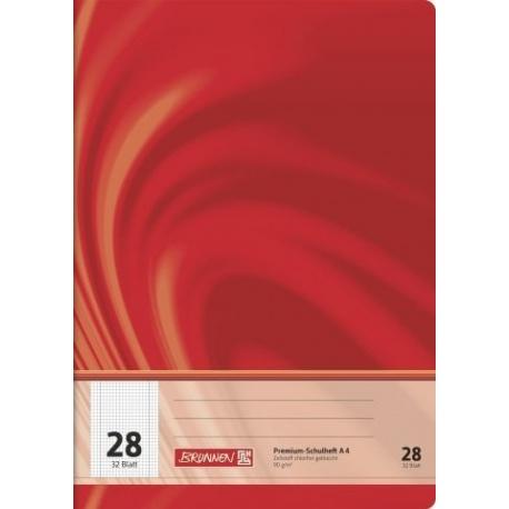 Cahier scolaire A4 Vivendi n°28 64p
