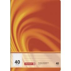 Cahier scolaire A4 Vivendi n°40 64p