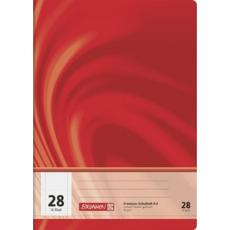 Cahier scolaire A4 Vivendi n°28 32p
