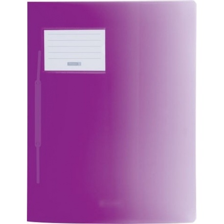 Chemise A4 violette FACT!