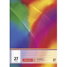 Cahier scolaire A5 n°27 32p