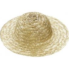 Chapeau de paille 10cm