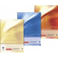 Cahier de musique 14,8x21cm 32p